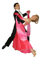 Enter the World of Ballroom Dance